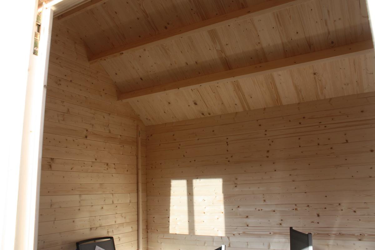 gartenhaus 24 qm gartenhaus 24 qm bestseller shop gartenhaus 24 qm auf pachtland 314 qm in. Black Bedroom Furniture Sets. Home Design Ideas