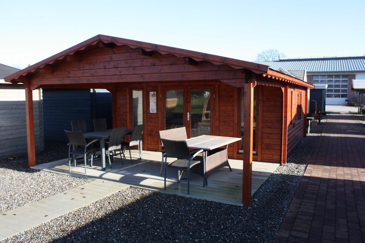 gartenhaus corinna 5x5m 3m vordach. Black Bedroom Furniture Sets. Home Design Ideas