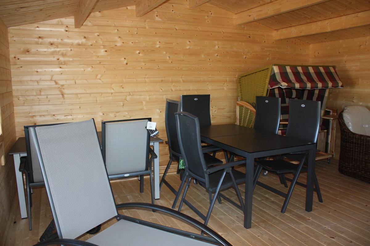 5x5m haus iso mit abstellraum und boden 45mm bohlen. Black Bedroom Furniture Sets. Home Design Ideas