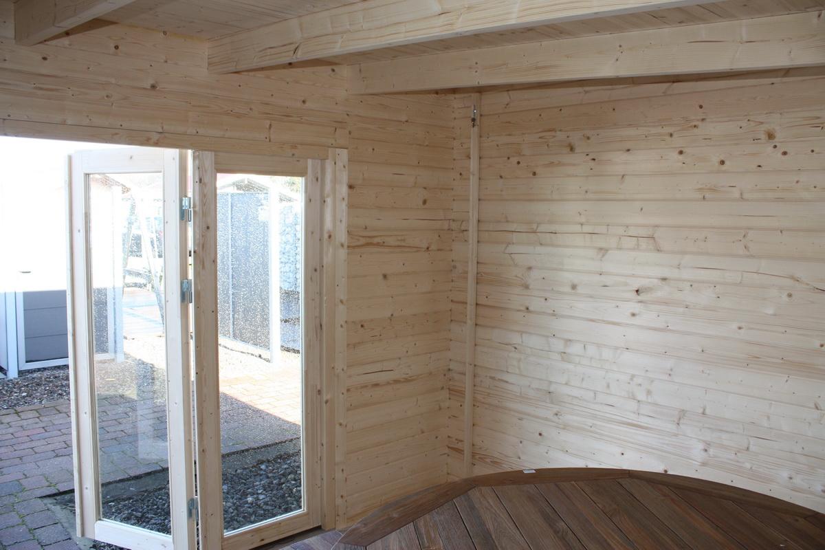 gartenhaus lea 19 4 m2. Black Bedroom Furniture Sets. Home Design Ideas