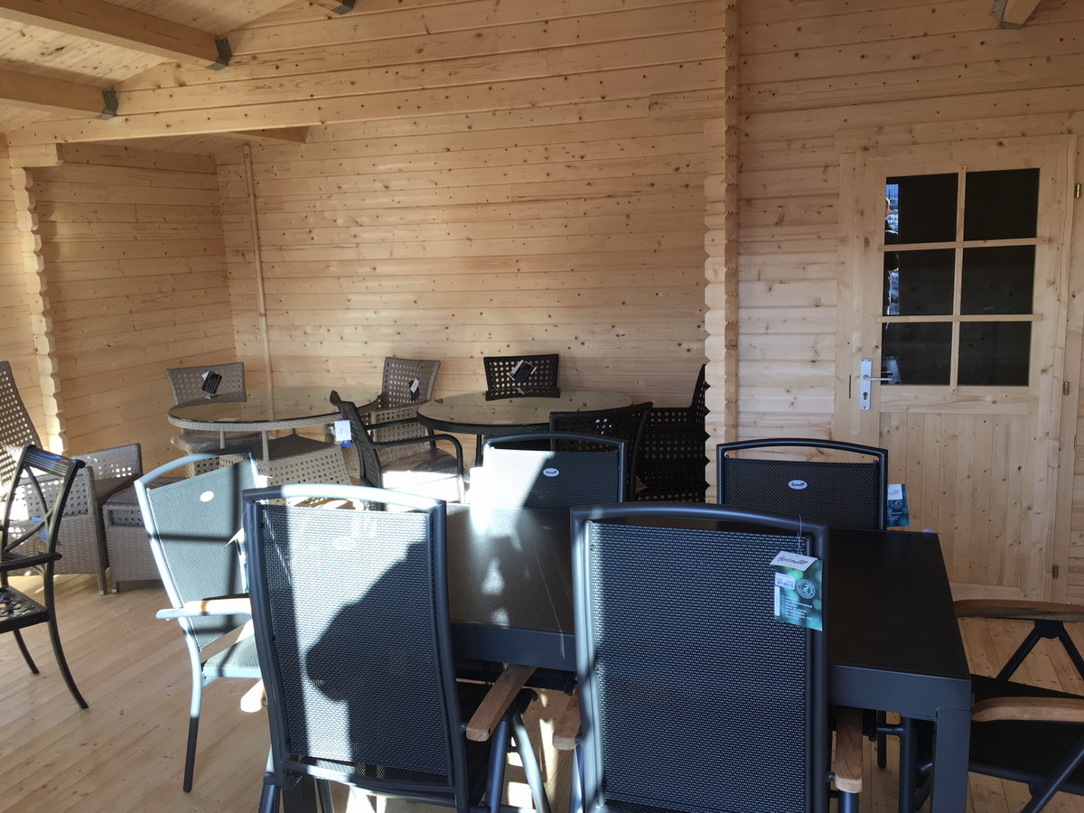 gartenhaus valentin. Black Bedroom Furniture Sets. Home Design Ideas